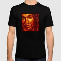 doc gyneco - png rulezz! Mens Fitted Tee Black SMALL
