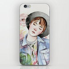 the age of blossoms iPhone & iPod Skin