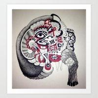 lenfant Art Print