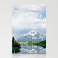 MORNING GRAND Stationery Cards