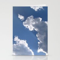 Bright Air Stationery Cards