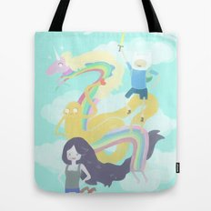 Time for an Adventure Tote Bag