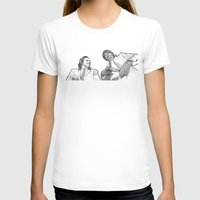pulp fiction T-shirts featuring pulp by BzPortraits