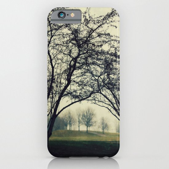Embracing the Distance iPhone & iPod Case