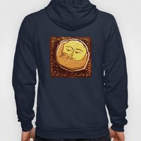 Conjunction moon and planet Hoody