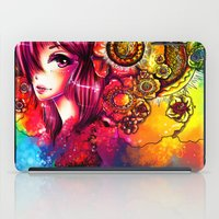 FLOWER II iPad Case