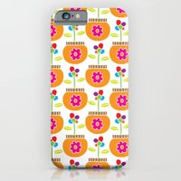 Flower Pots iPhone 6 Slim Case