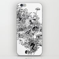 iPhone & iPod Skin featuring Growth by Kerby Rosanes