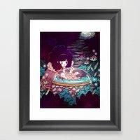 Sisters 4/5 Framed Art Print