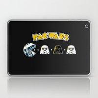 Pac Wars Laptop & iPad Skin