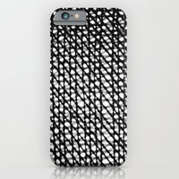 iPhone & iPod Case featuring Checks by C I M B A