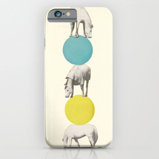 Horseplay iPhone & iPod Case