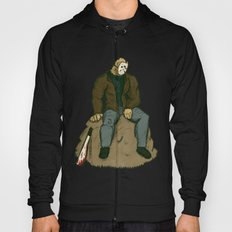 Jason Vorhees - A quiet moment of contemplation Hoody