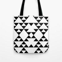 Tri-Tribe I Tote Bag