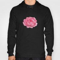 Rose On Mint Hoody