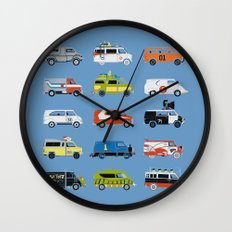 It Would Have Been Cooler as a Van Wall Clock