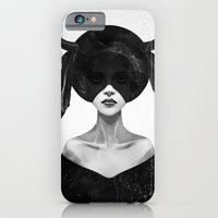 iPhone Cases featuring The Mound II by Ruben Ireland