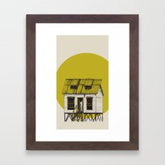 It Takes Me Down. Part One Framed Art Print