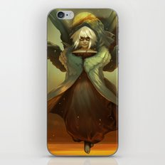 Magi iPhone & iPod Skin