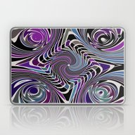 Pattern Meditation Conce… Laptop & iPad Skin