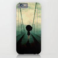 iPhone & iPod Case featuring Walk away by Mi Nu Ra