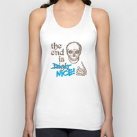 The End Is Nice Unisex Tank Top