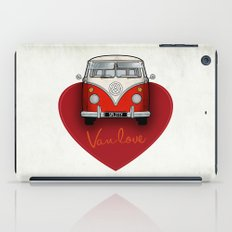 Van Love iPad Case