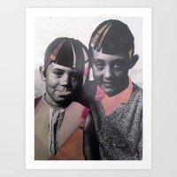 marmar Art Print