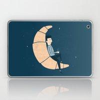 Ze Croissant Moon Laptop & iPad Skin