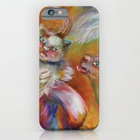 iPhone & iPod Case featuring Loyalty by CrismanArt
