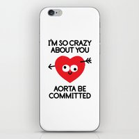 Dement To Be iPhone & iPod Skin