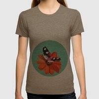 About Sex Womens Fitted Tee Tri-Coffee SMALL