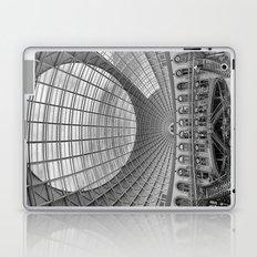 The Corn Exchange Interior In Monochrome Laptop & iPad Skin