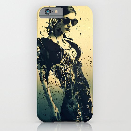 Beauty Echoes iPhone & iPod Case