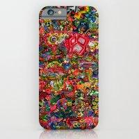 Planetary Funk iPhone 6 Slim Case