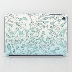 Entangled Clouds iPad Case