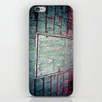 The Secret Door iPhone & iPod Skin