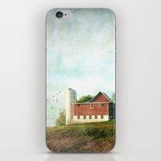 Rural Morning iPhone & iPod Skin