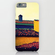 Red Tile Roof iPhone 6 Slim Case