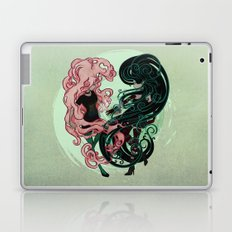 Bonnibel and Marcy: Complete me Laptop & iPad Skin