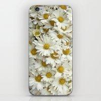 Daisy Mum Profusion iPhone & iPod Skin