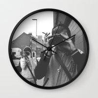I'm Watching You. Wall Clock