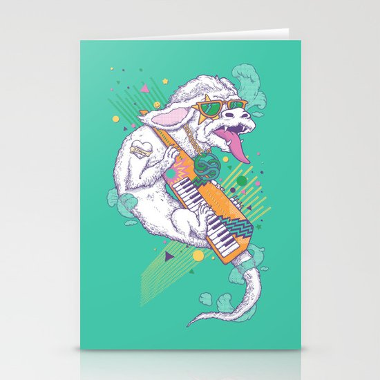 NeverEnding Solo Stationery Card