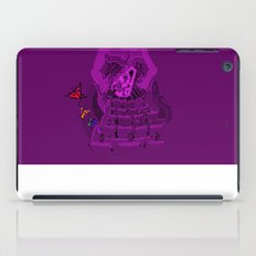 Gift - violet version iPad Case