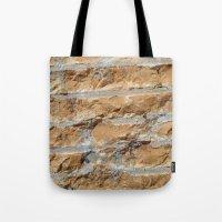 Cut Stone Tote Bag