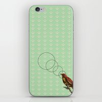 Nightingale iPhone & iPod Skin