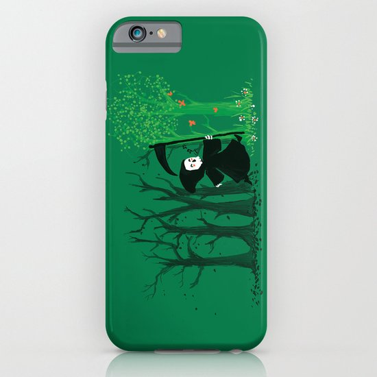 The hills WERE alive iPhone & iPod Case