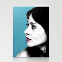 FIONA APPLE IDLER WHEEL Stationery Cards