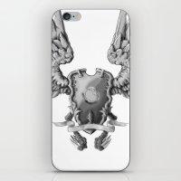 FF14 - Chocobo / Materia… iPhone & iPod Skin