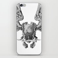 FF14 - Chocobo / Materia… iPhone & iPod Skin